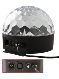 Светодиодный диско-шар Flash LED MAGIC BALL с MP3 проигрывателем