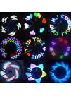 Велосипедная подсветка колес (двухсторонняя)
