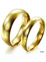 Кольцо Всевластия Lord of the Rings пара