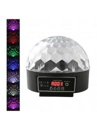 Светодиодный диско-шар Flash LED MAGIC BALL AB-0005
