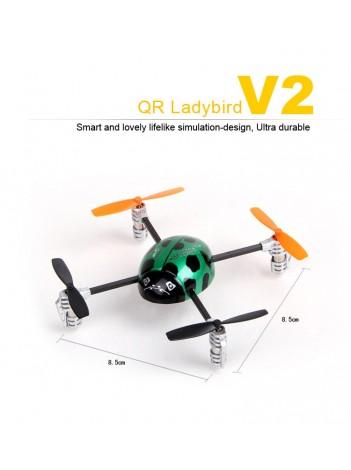 «Букашка» на радиоуправлении QR Ladybird V2