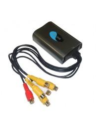 4-х канальная USB система видеонаблюдения и регистрации