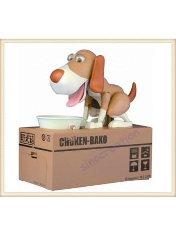 Копилка Собака Choken-Bako