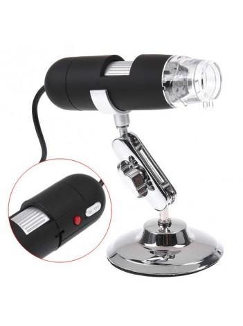 Цифровой микроскоп с 500-кратным увеличением