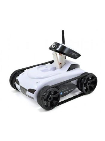 Радиоуправляемый танк i-SPY с камерой